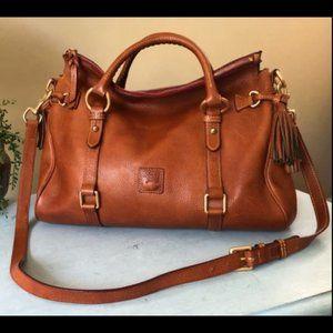 Large DOONEY & BOURKE Florentine satchel
